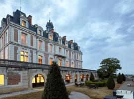 Relais du Silence Château Saint Michel, Rully