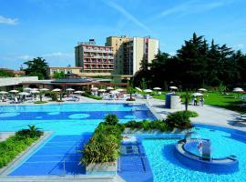 Hotel Sollievo, 몬테그로또테르메