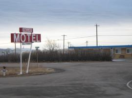 Pallas Motel, Redcliff