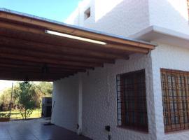 Familia Tejada, Villa Nueva