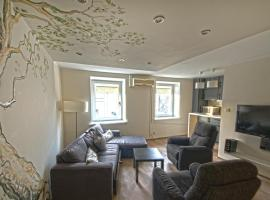2 Bedroom Apartment In The City Centre, Panevėžys