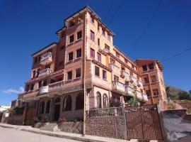 Hostal Real los Andes del Lago