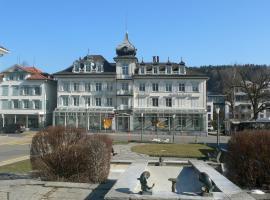 Apparthotel Krone 1, Heiden