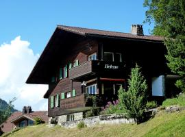 Apartment Helene.3, Wengen