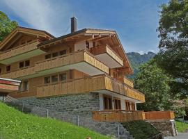 Apartment Bergfrieden, Wengen