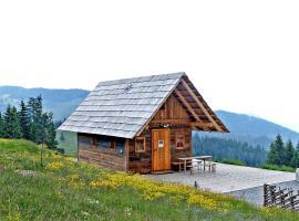 Panoramahütte, Hirschegg Rein