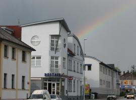 Penzion Na Růžku, České Budějovice