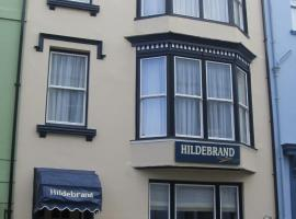 Hildebrand Guest House, Tenby
