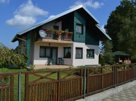 Destilerija Krušik - Holiday Home, Mišići