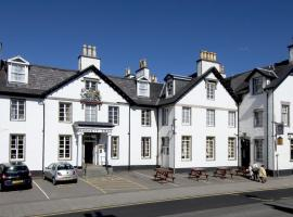 The Burnett Arms Hotel, Banchory