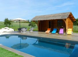 Holiday Home Moulin de Rabine, Cancon