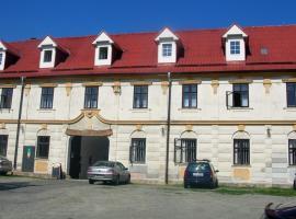 Hotel Valaskuv Grunt, Bouzov