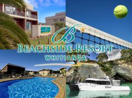 Beachside Resort Motel Whitianga, Whitianga