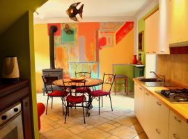 Agriturismo Casa de Colores, Moretta