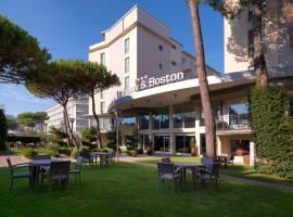 Hotel Embassy & Boston, Milano Marittima
