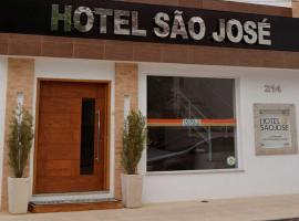 Hotel São José, São Fidélis