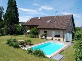Ferienwohnung mit Pool, Straubenhardt