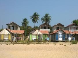 Romance Beach Huts, Agonda