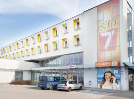 7 Days Premium Hotel Linz, 안스펠덴