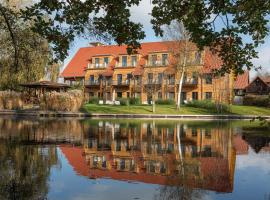 Hotel Strandhaus - Boutique Resort & Spa, Lübben
