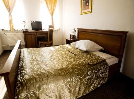Hotel Constancja, Čenstohova