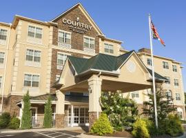 Country Inn & Suites Asheville West, Asheville