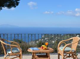 Alle Ginestre Capri B&B, 아나카프리