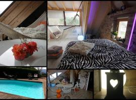"Loft ""Home & Pool"", Osenbach"