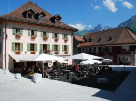 Hotel de Ville, Chateau-d'Oex