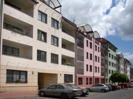 Apartment U Krále Barákova 575, Jičín