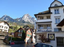 Hirschen Backpacker-Hotel & Pub, Schwyz