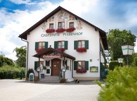 Landgasthof Pilsenhof Entenbraterei, Hechendorf am Pilsensee