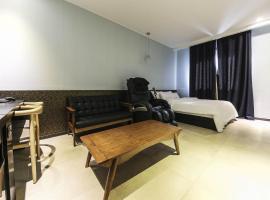 Western River Gangseo Hotel, Soul