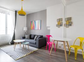 Appartement Lyon Villeurbanne - Enjoy in Lyon