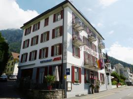 Hotel Rigi Vitznau, Vitznau