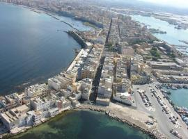 Trapani City center up to 6 Sleeps, Trapani