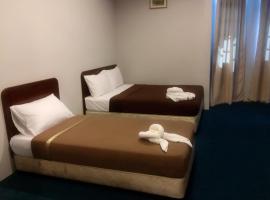 Hotel Inara, Cukai