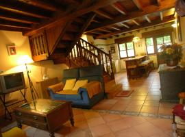 Casa Rural La Regoria, Carreña