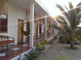 Hosteria Kanús, Ayangue