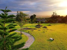 The Natural Garden Resort, Ban Thap Sai