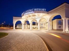 Hotel & Casino Resort Admiral, Kozina