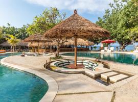 Taman Sari Bali Resort and Spa, Pemuteran