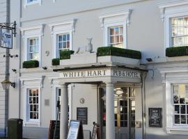 The White Hart Inn By Good Night Inns, Buckingham