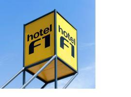 hotelF1 Bordeaux Aéroport, Mérignac