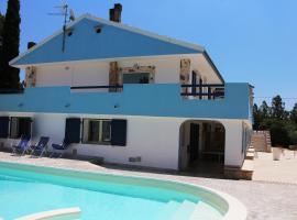 Villa Al Poggio, Contrada Giubiliana