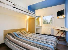 hotelF1 Melun, Rubelles