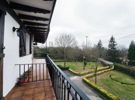 Casa rural Arrobigain, Hondarribia