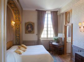 Château-Hôtel de Bourron, Bourron-Marlotte