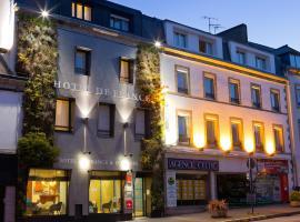 Citotel Hôtel de France et d'Europe, 콩카르노