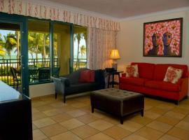 Three-bedroom Ocean Front Villa at Rio Mar Resort, Rio Grande